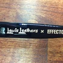 EFFECTOR(エフェクター)× Lewis Leathers (ルイスレザーの記事に添付されている画像