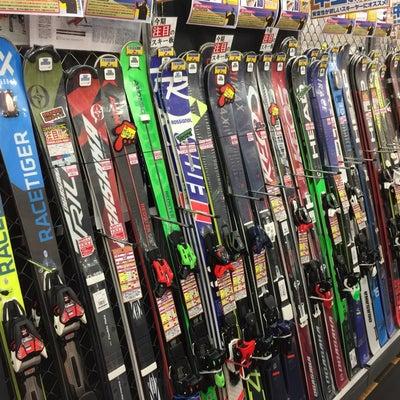 スキー用品も、「ウインター感謝セール」が激熱‼の記事に添付されている画像
