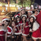 アモルクリスマスパーティー2016 リムジン貸切の記事より