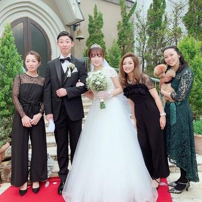 結婚式♡の記事に添付されている画像