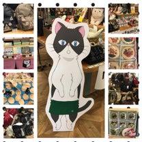 猫グッズいっぱい 東急ハンズ広島店の記事に添付されている画像