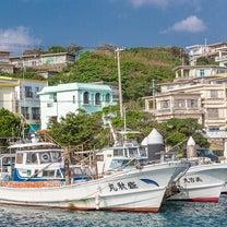☆坂道にカラフルな家が立ち並ぶおとぎ話の街並 伊良部島佐良浜☆の記事に添付されている画像