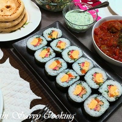 超不味い節分料理(滝汗)~鰯コフタのトマト煮~の記事に添付されている画像