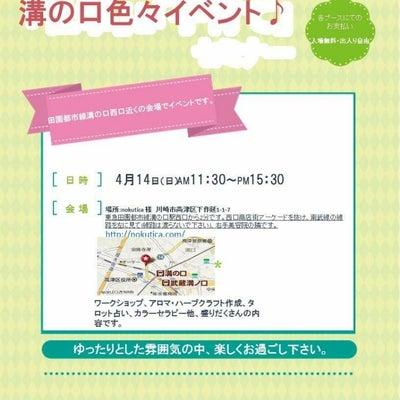 次回ノクチカ様イベント4月14日の日曜日!の記事に添付されている画像