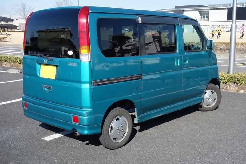 ホンダ バモス ターボ 2WD