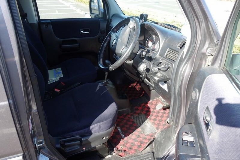 ホンダ バモス ターボ 4WD