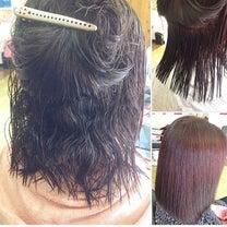 髪がきれいお手入れカンタンの記事に添付されている画像