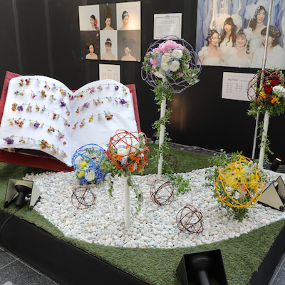 卒業作品展☆Leap~飛躍~の記事に添付されている画像
