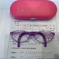 子供用メガネ(内斜視治療メガネ)の記事に添付されている画像
