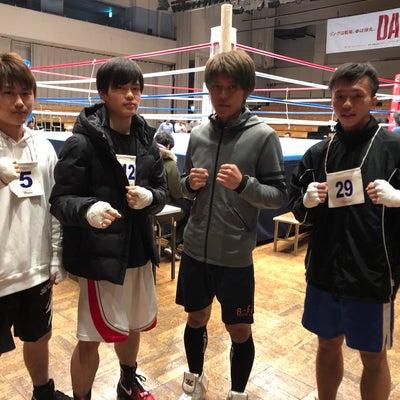 角海老ジムから新たなプロボクサーが4名誕生!の記事に添付されている画像