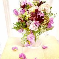 間引いたお花たちも使ってさらに可愛く飾りましょう。の記事に添付されている画像