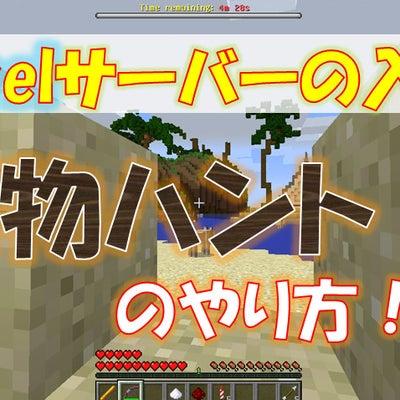 【マイクラサーバー】画像付き!動物ハントのやり方!!【Hypixelサーバーの入の記事に添付されている画像