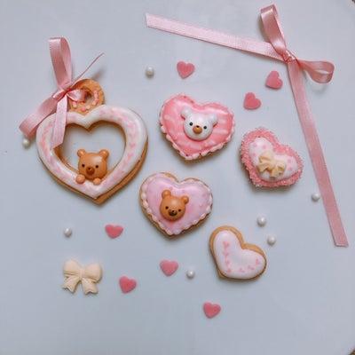 2019年2月 特別講座!アイシングクッキーのデザイン発表!!の記事に添付されている画像