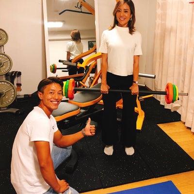 パーソナルトレーニングとダイエットの記事に添付されている画像