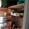 【お片づけサポート】玄関収納、モノを使いやすくするための収納に♪の画像