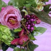 【サロン準備】大人のお花遊び♪の記事に添付されている画像