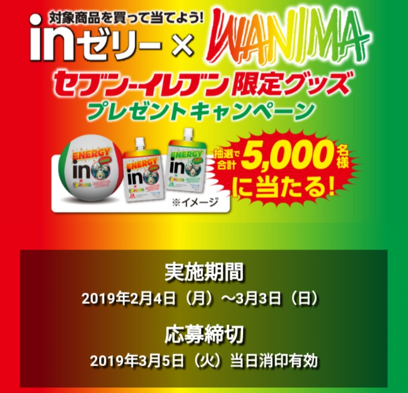 wanima ライブ 2019 グッズ