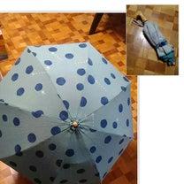 折りたたみ日傘の完成の記事に添付されている画像