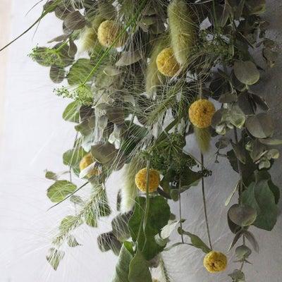 ドライフラワー花材販売も品揃えが多くなっています。の記事に添付されている画像