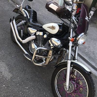 私のバイクは矢沢仕様の記事に添付されている画像