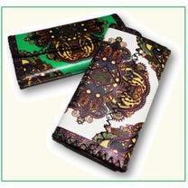 ✿春財布✿エスニック柄・長財布 入荷♪の記事に添付されている画像