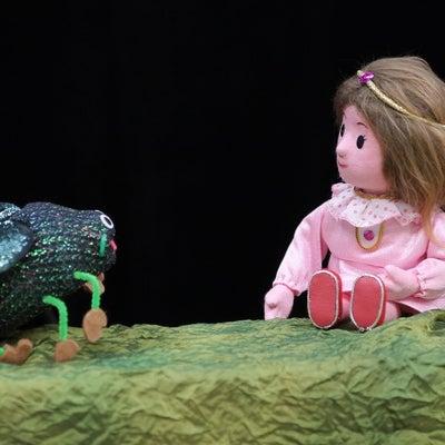 明日は柏市内の保育園さんで「おやゆび姫」公演です!の記事に添付されている画像