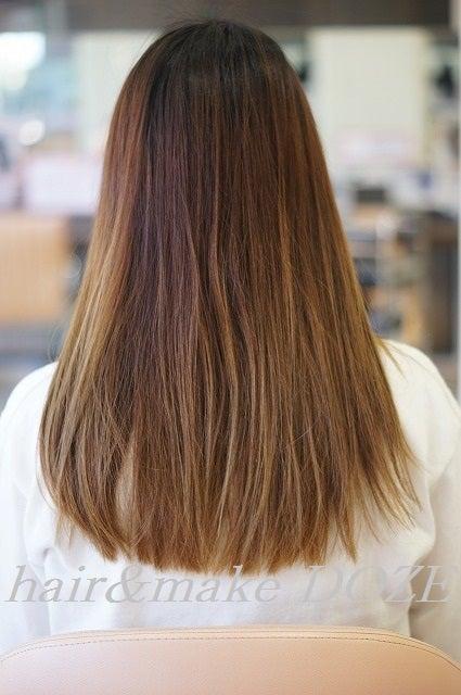 2回目の髪質改善プレミアムトリートメントまで3カ月以上も経ってしまいました!