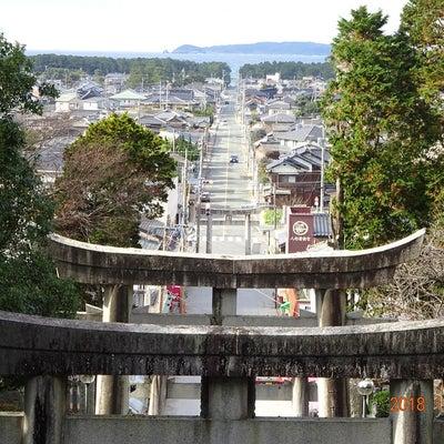 宮地嶽神社 ~光の道~の記事に添付されている画像