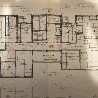 2階の図面、家の完成記念(^^)の記事に添付されている画像
