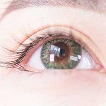 目頭のエクステの記事に添付されている画像