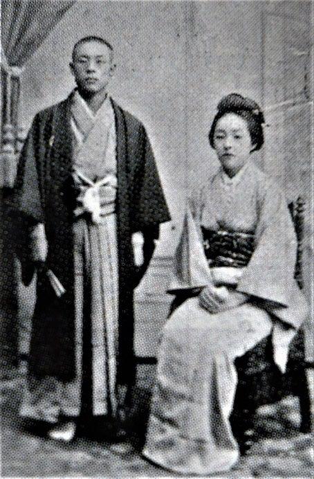 高野辰之夫婦には子供がなかったので、妻鶴枝の兄弘円の3女弘子を養女 ...