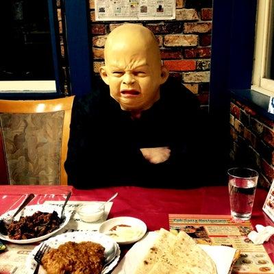 パクカレーレストラン■一昨日の晩メシ■ビンディ…!■Pak Curry Restの記事に添付されている画像
