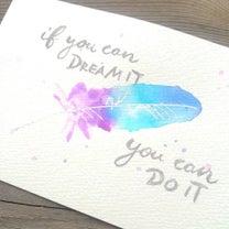 英文字のメッセージ、素敵な作品が出来ました☆の記事に添付されている画像