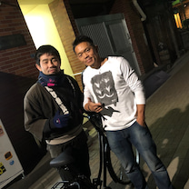 坂本&宍戸 両選手の入場です!の記事に添付されている画像