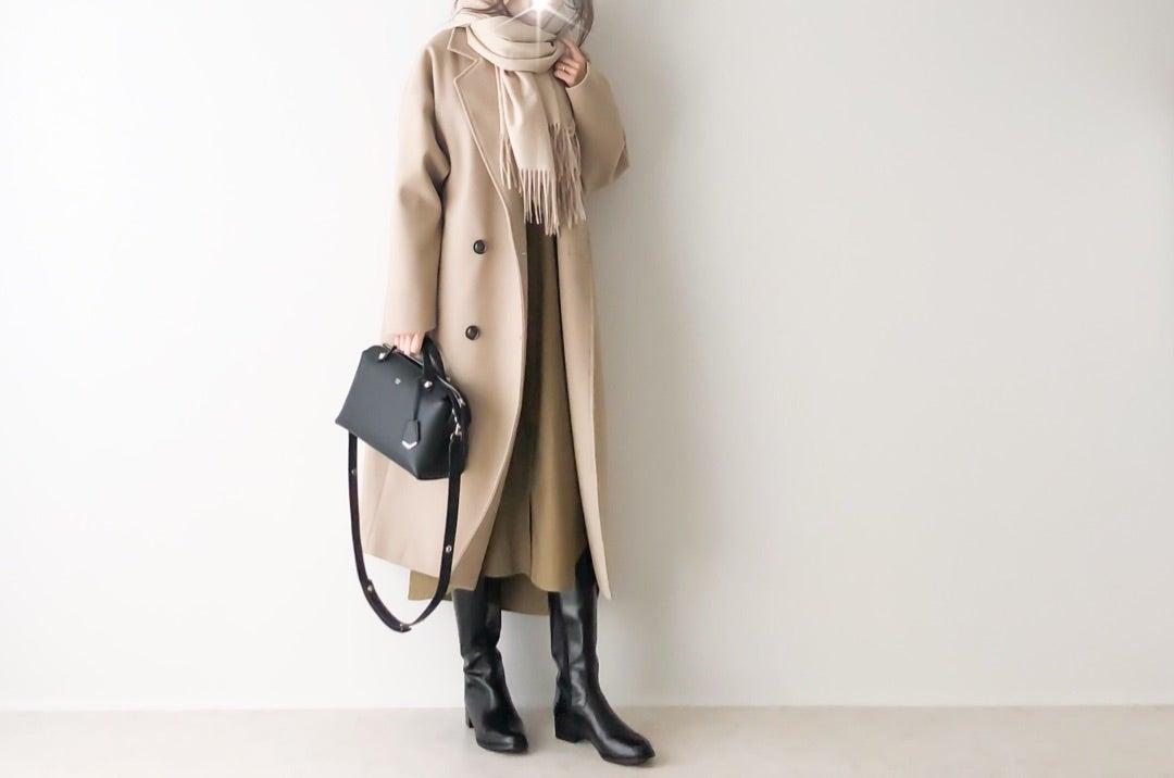 【防寒して春ワンピースを冬に着る/こんなの欲しかった!UNIQLOアイテム】超オススメ!