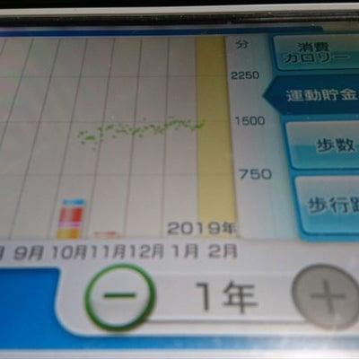 <Wii Fit U> 昨年10月から現在までの約4ヵ月を振り返っての記事に添付されている画像