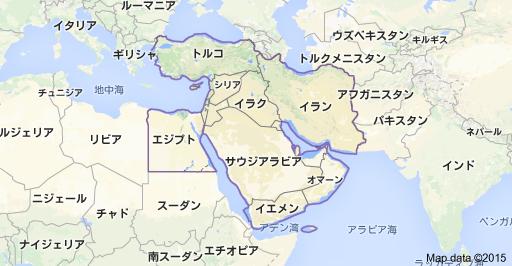 中東情勢・まとめ | scottialismのブログ