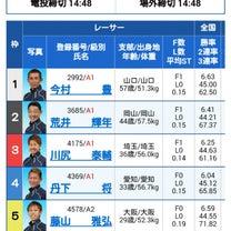 ボートレース徳山 ドリーム戦の記事に添付されている画像