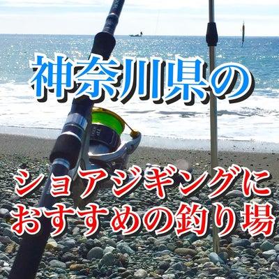 神奈川県のショアジギングにお勧めの釣り場7選 国府津 江ノ島 福浦 うみかぜ公園の記事に添付されている画像