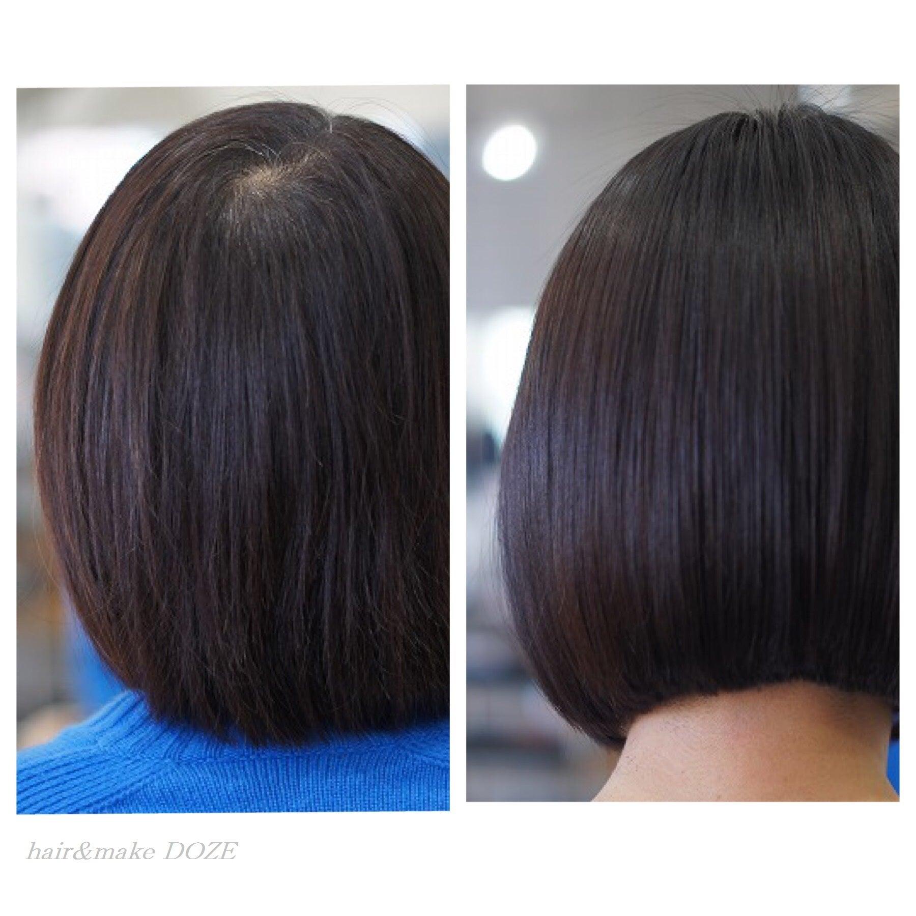 髪質改善プレミアムトリートメントはどんな方でも対象です!!!
