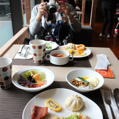 Mr.Childrenに会うため 台北へ♪ 2日目 ①街中散策の記事に添付されている画像