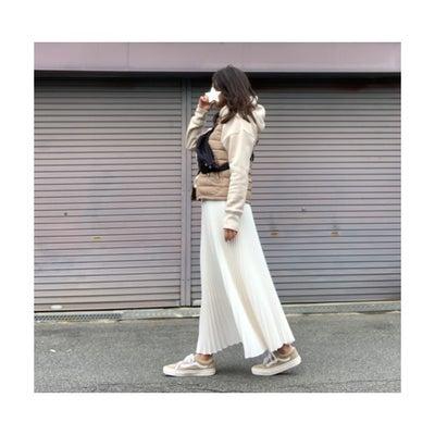 悩んで購入したNIKEボディバッグ/プリーツスカートにフーディの記事に添付されている画像