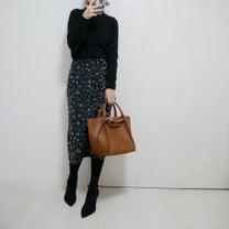 今季1番のお気に入り?大人っぽいレオパードスカートの記事に添付されている画像
