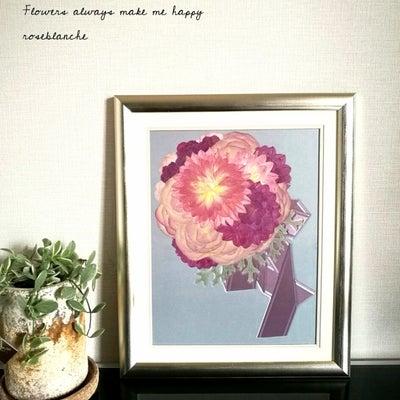 はじめまして♡押し花教室roseblanche 開講準備中ですの記事に添付されている画像