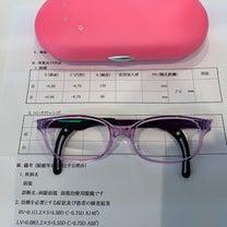 子ども用メガネ(弱視矯正メガネ) 岐阜市よりの記事に添付されている画像