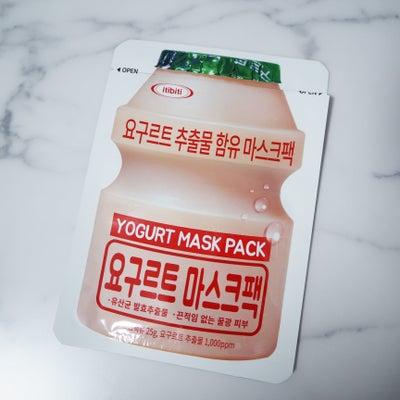 【itibiti】ヤクルトの香りの韓国マスクがあまぁぁぁぁぁい( ゜Д゜)!!の記事に添付されている画像