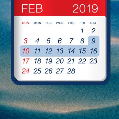 【ご連絡】2月9日(土)→16日(土)休診しますの記事に添付されている画像