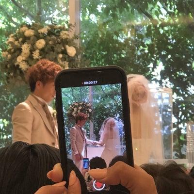 2018.06.17 wedding*挙式の記事に添付されている画像