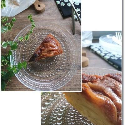 炊飯器で作るタルトタタンと美味しいデザートと癒される言葉の記事に添付されている画像