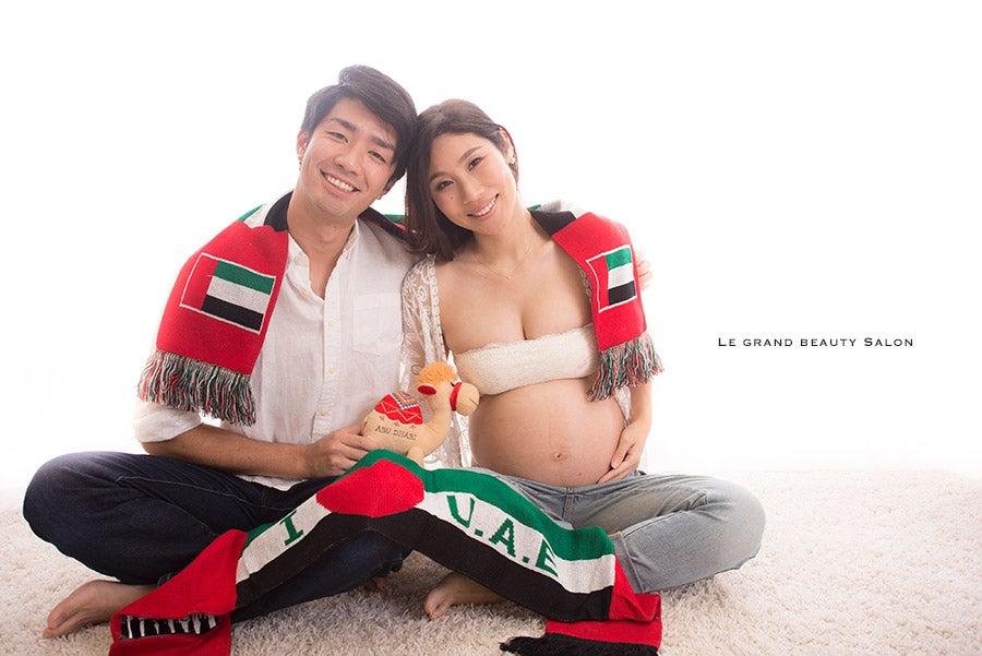 海外から里帰り出産される妊婦様にご来店いただきました!